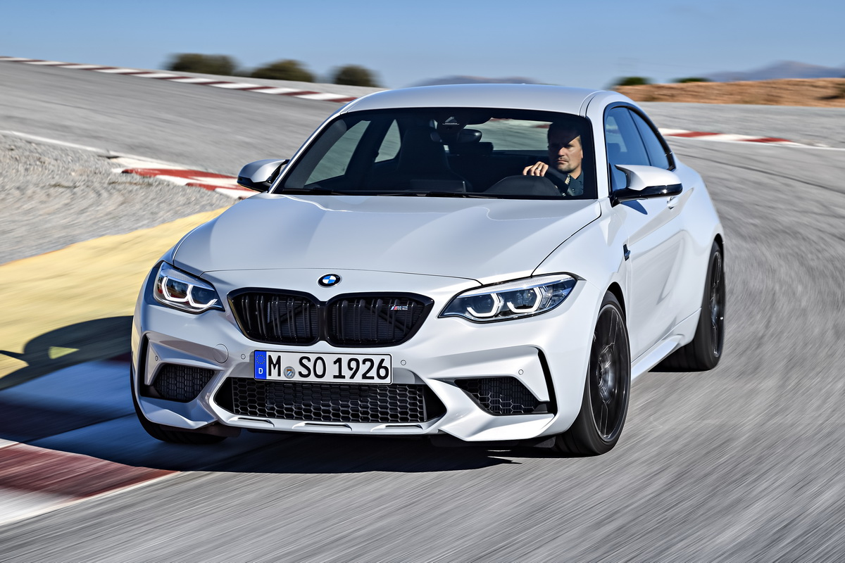New BMW M2 Competition 2018 8