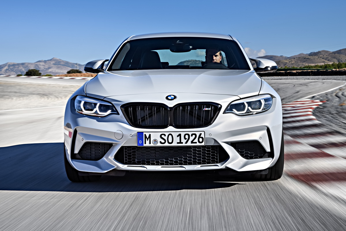 New BMW M2 Competition 2018 9