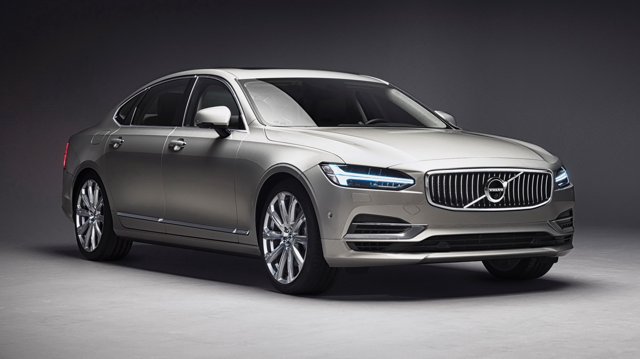 Volvo S90 Ambience Concept 2018 0