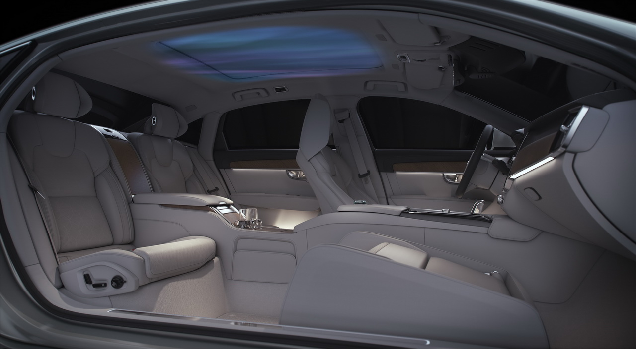 Volvo S90 Ambience Concept 2018 1