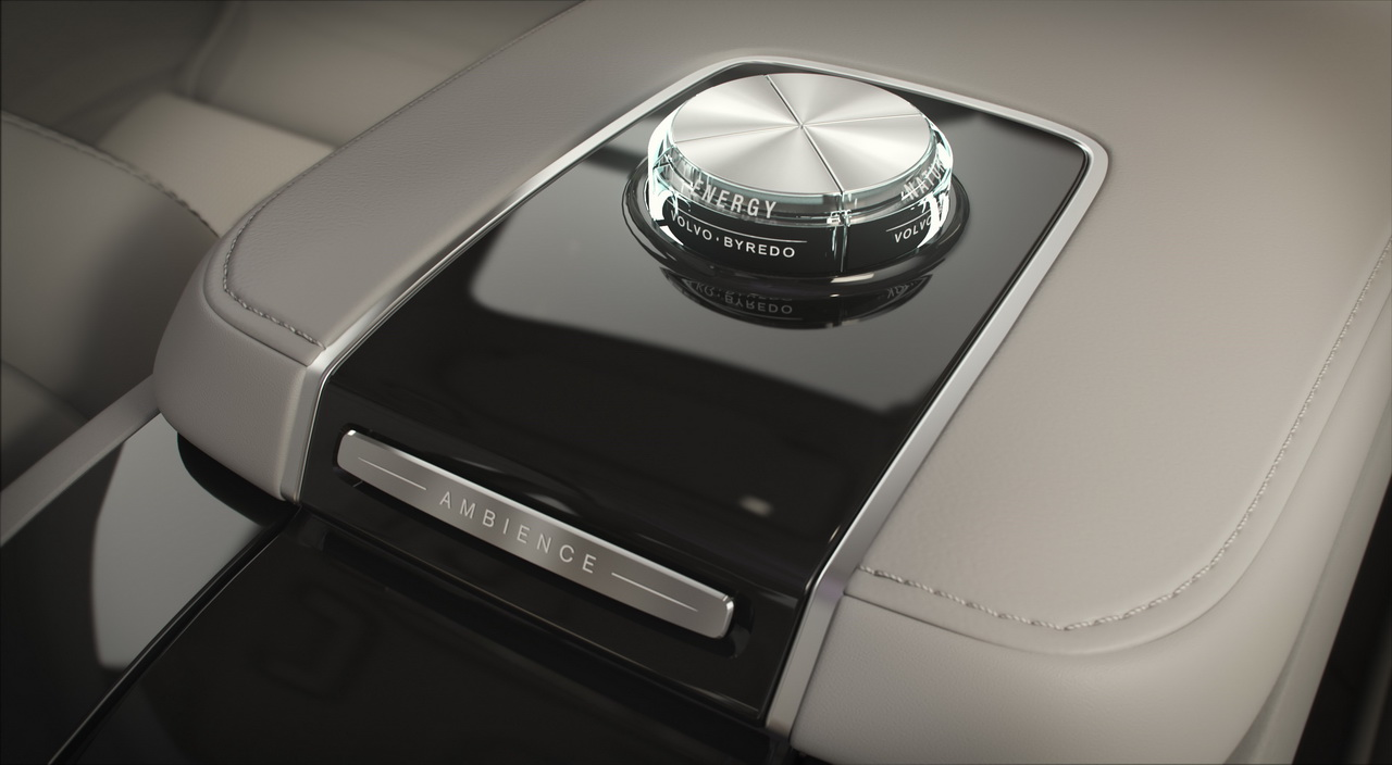 Volvo S90 Ambience Concept 2018 11