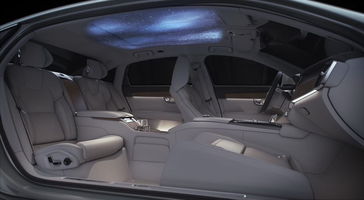 Volvo S90 Ambience Concept 2018 3