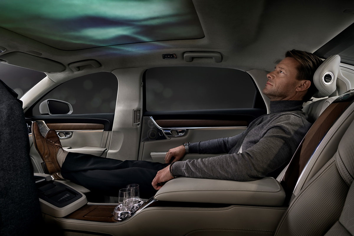 Volvo S90 Ambience Concept 2018 5