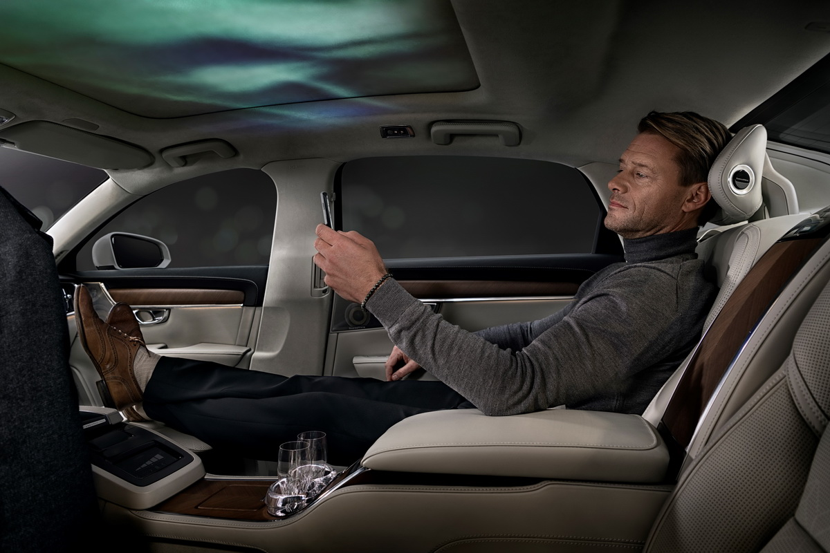Volvo S90 Ambience Concept 2018 6