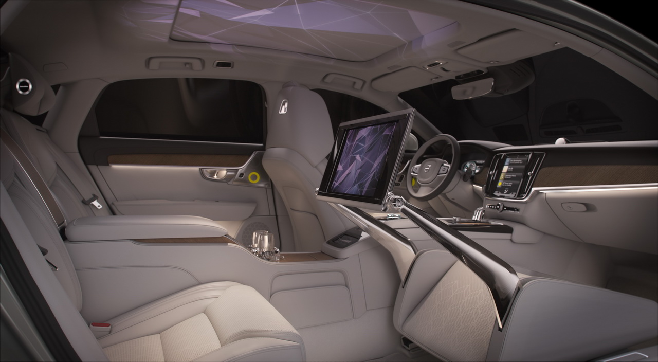 Volvo S90 Ambience Concept 2018 7