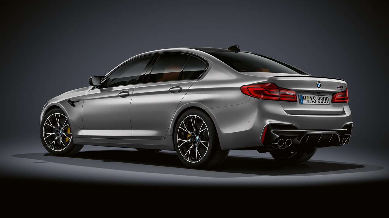 New BMW M5 Competition 2018 1