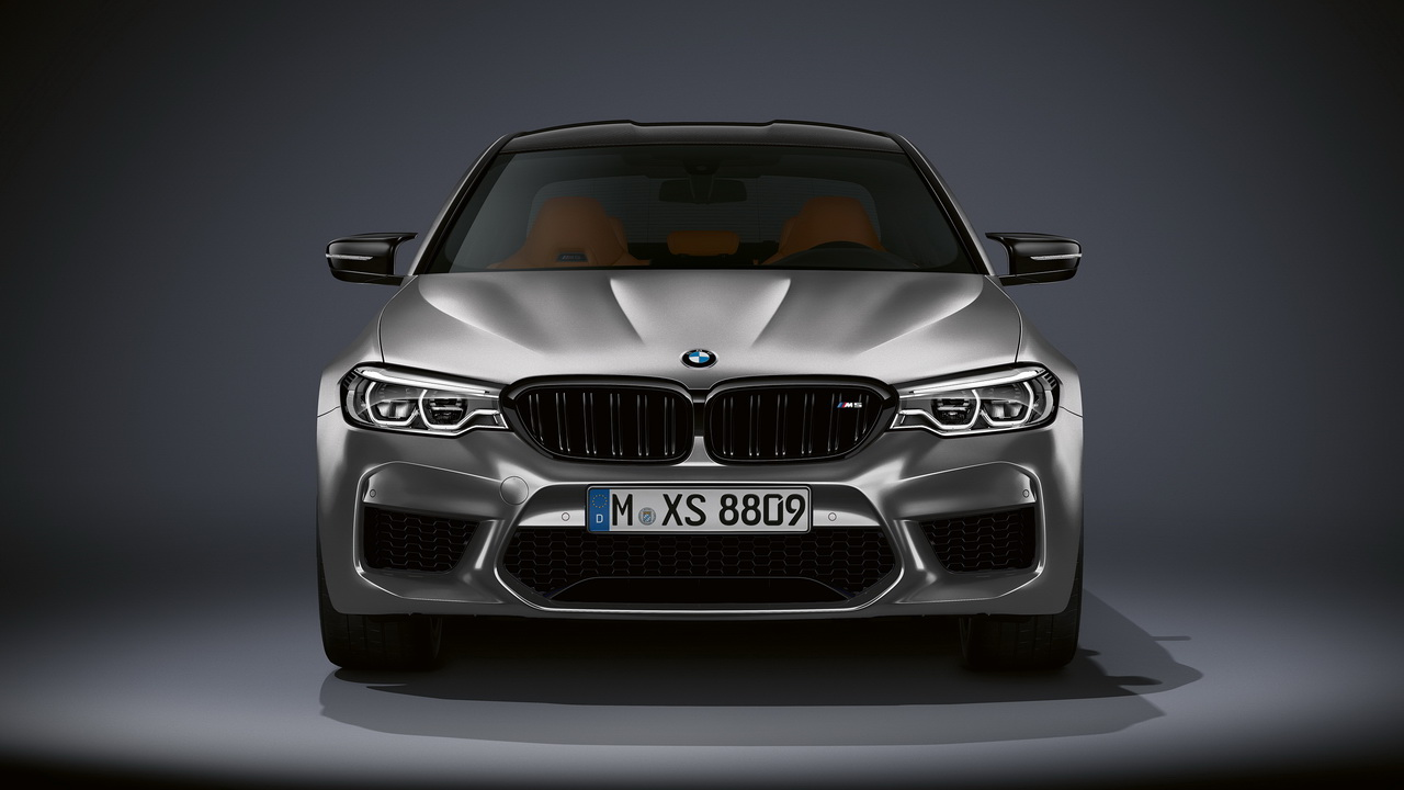 New BMW M5 Competition 2018 2