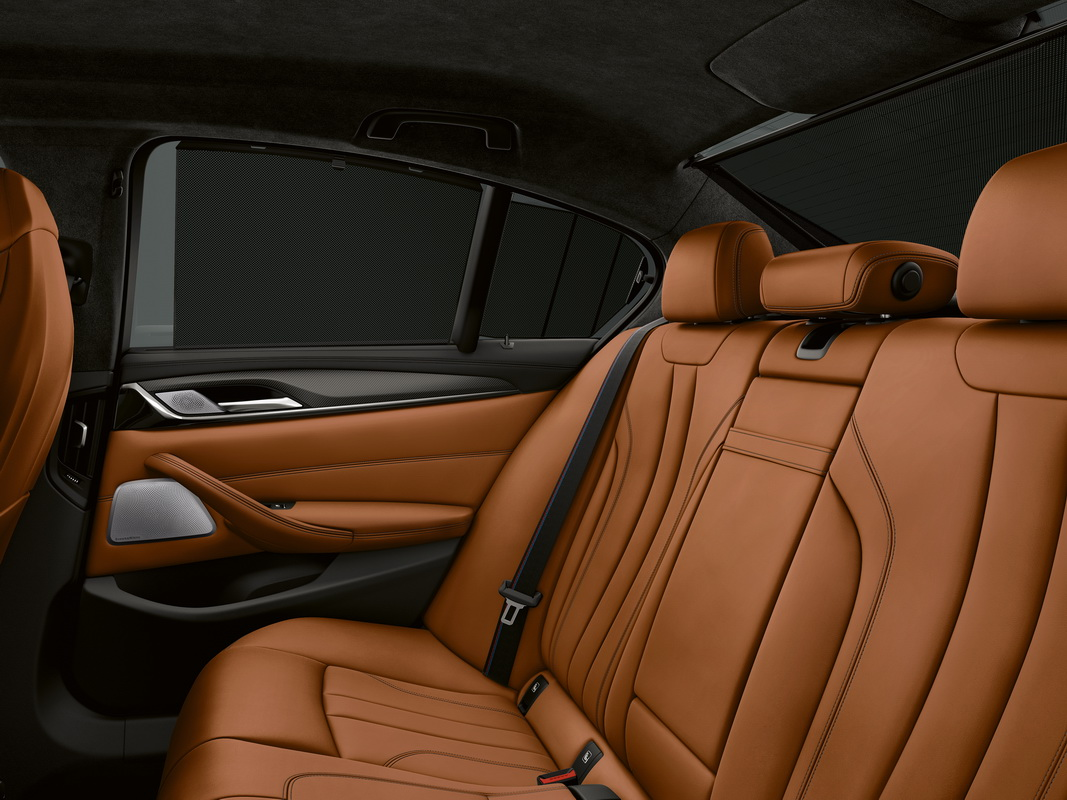 New BMW M5 Competition 2018 20