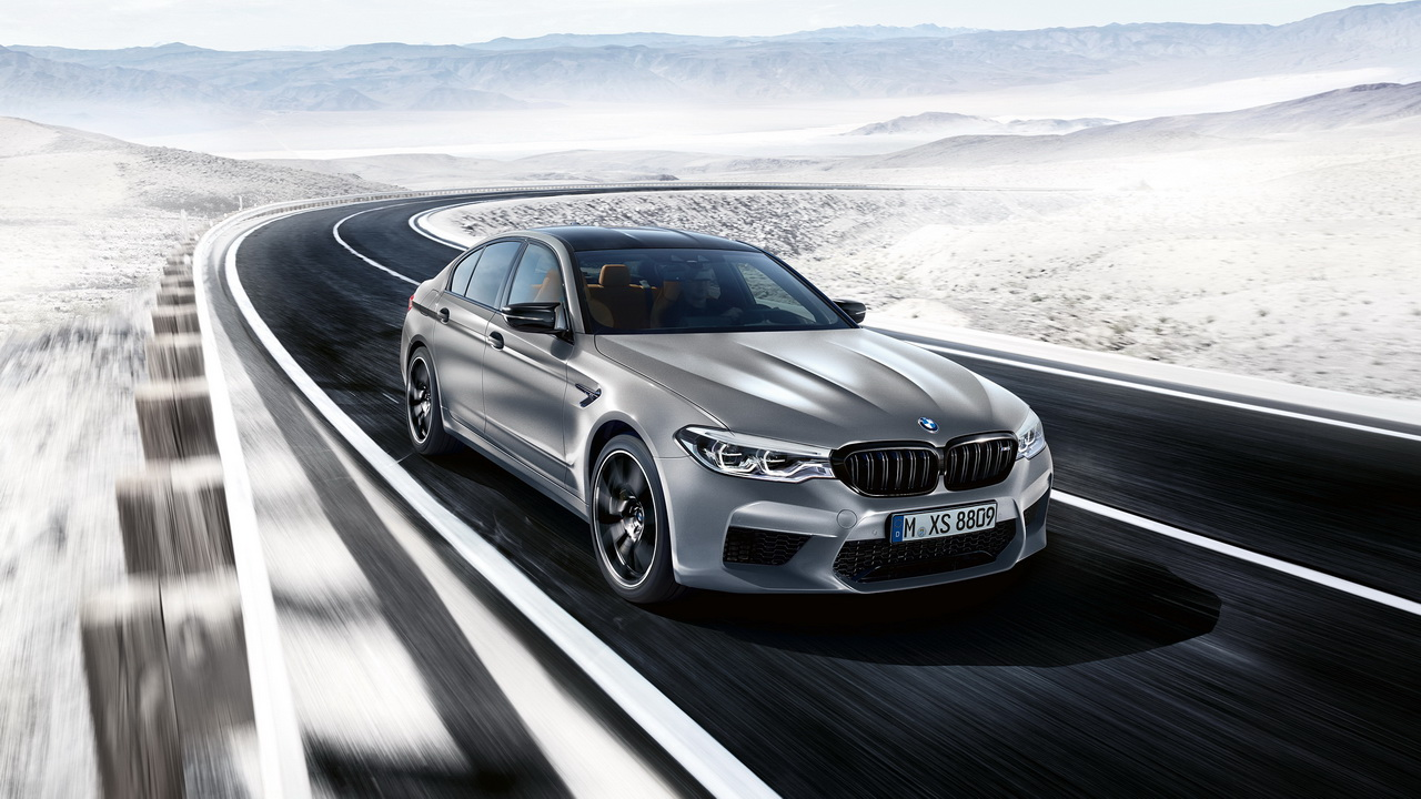New BMW M5 Competition 2018 21