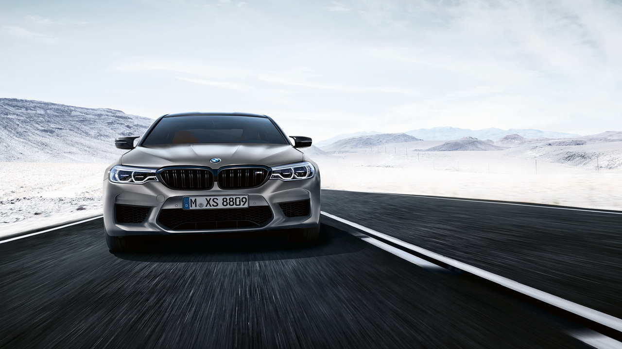 New BMW M5 Competition 2018 26
