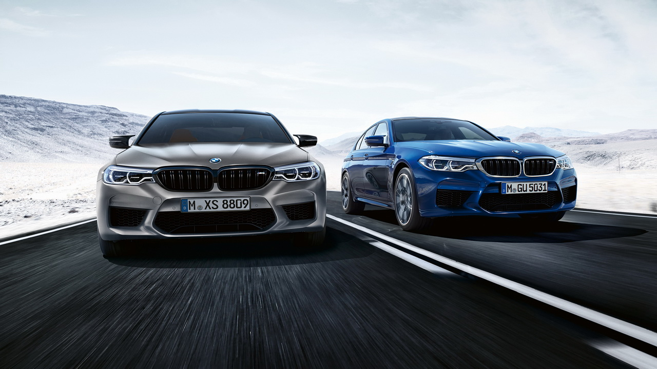 New BMW M5 Competition 2018 27