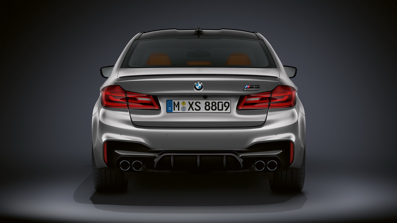 New BMW M5 Competition 2018 3