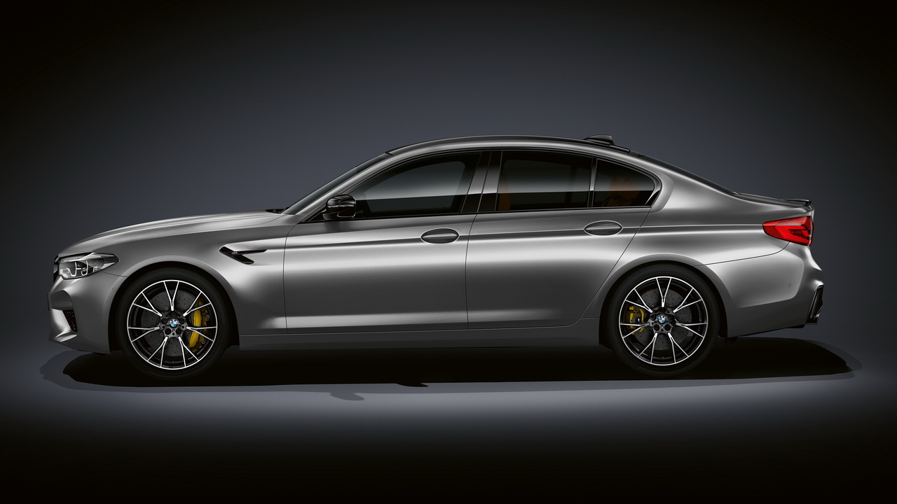 New BMW M5 Competition 2018 4