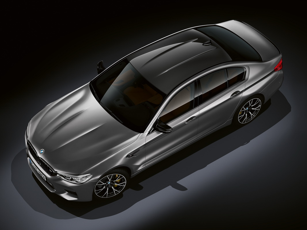 New BMW M5 Competition 2018 5