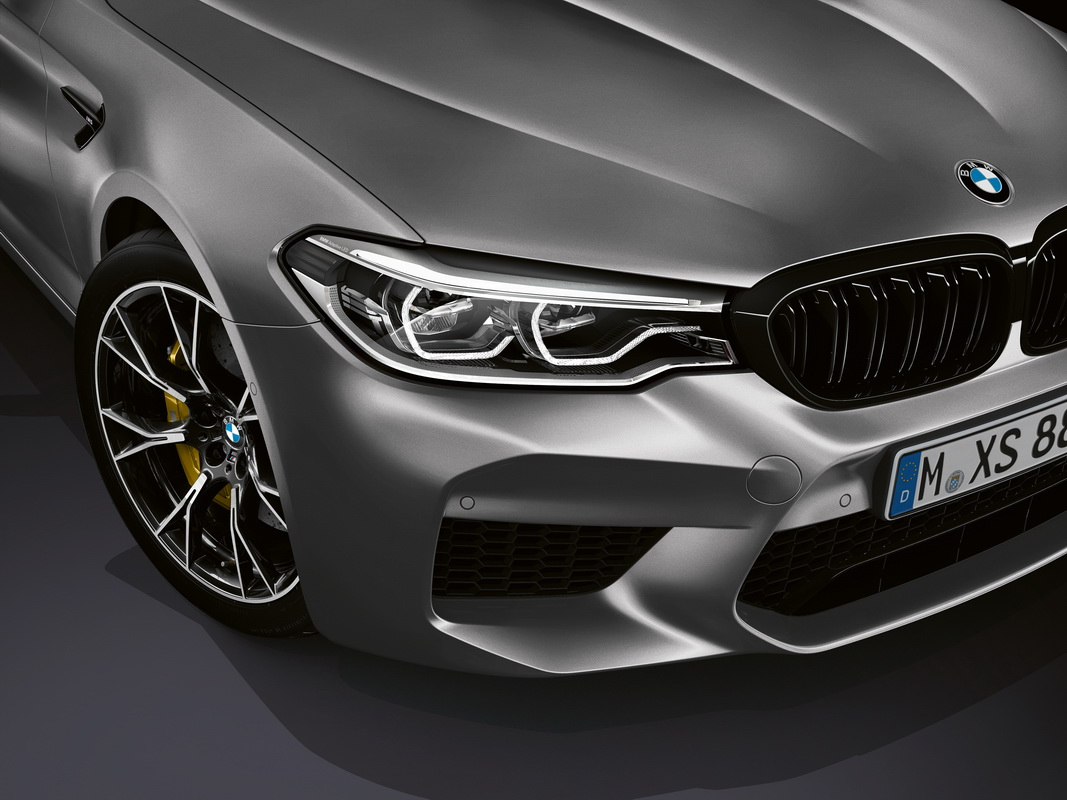 New BMW M5 Competition 2018 6
