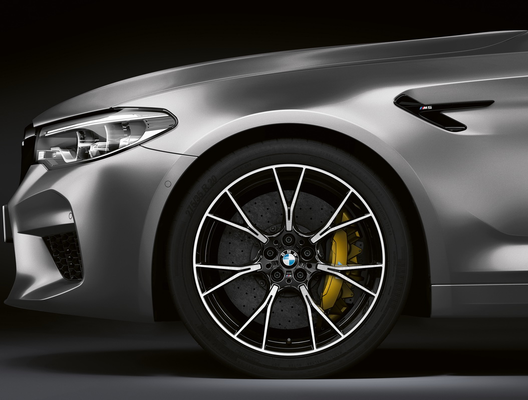 New BMW M5 Competition 2018 7