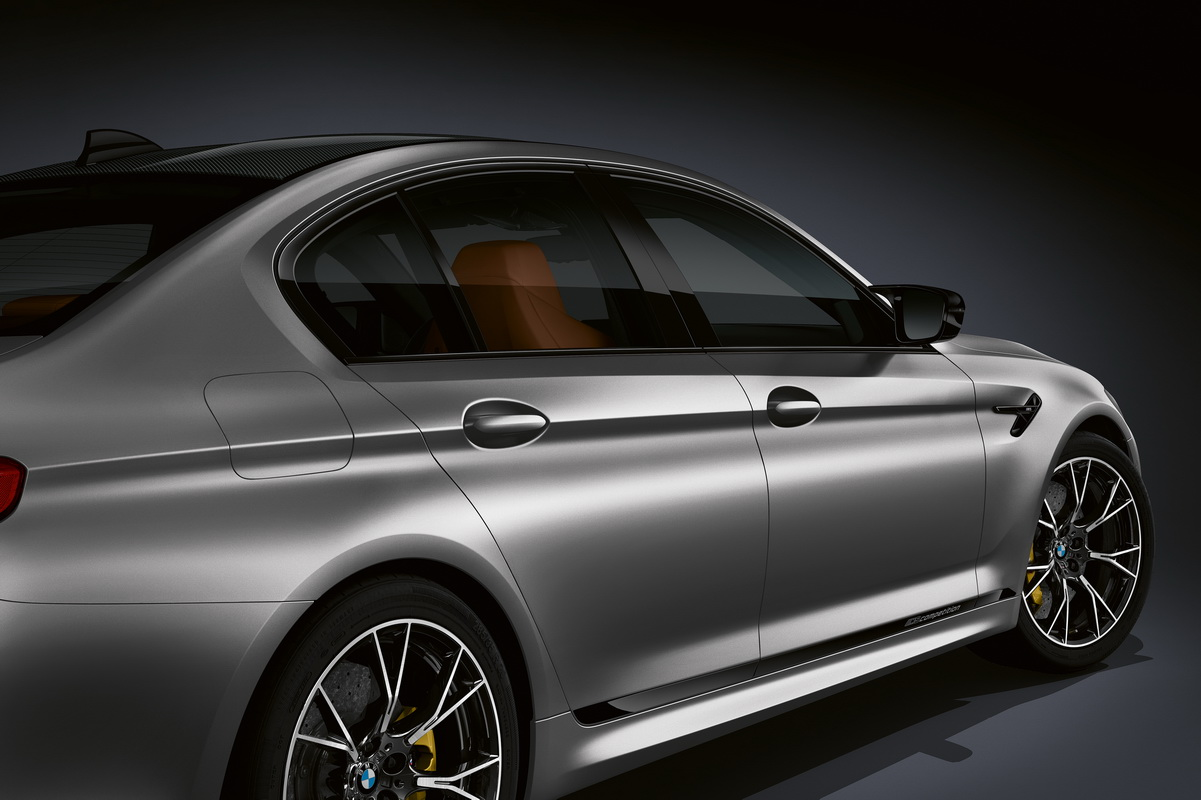 New BMW M5 Competition 2018 8