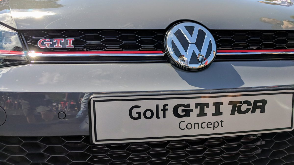 New VW Golf GTI TCR Concept 2018 10