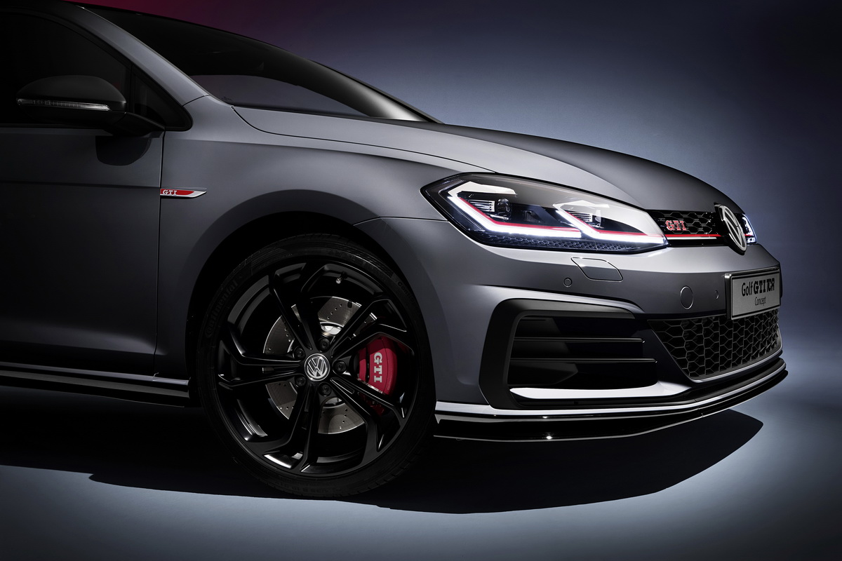 New VW Golf GTI TCR Concept 2018 16