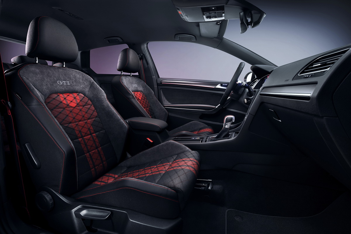 New VW Golf GTI TCR Concept 2018 18