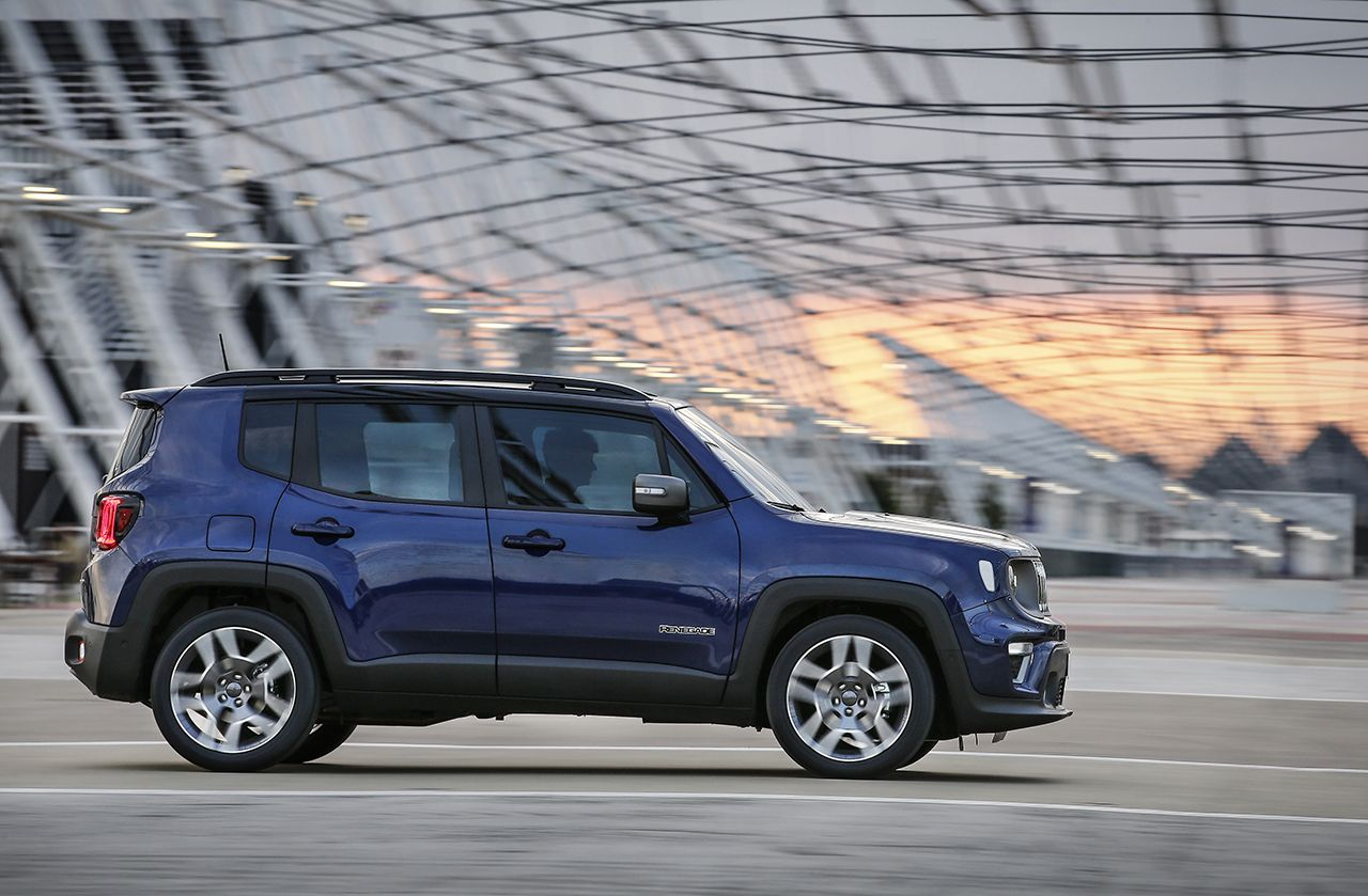 Jeep Renegade Limited 2019 facelift 11