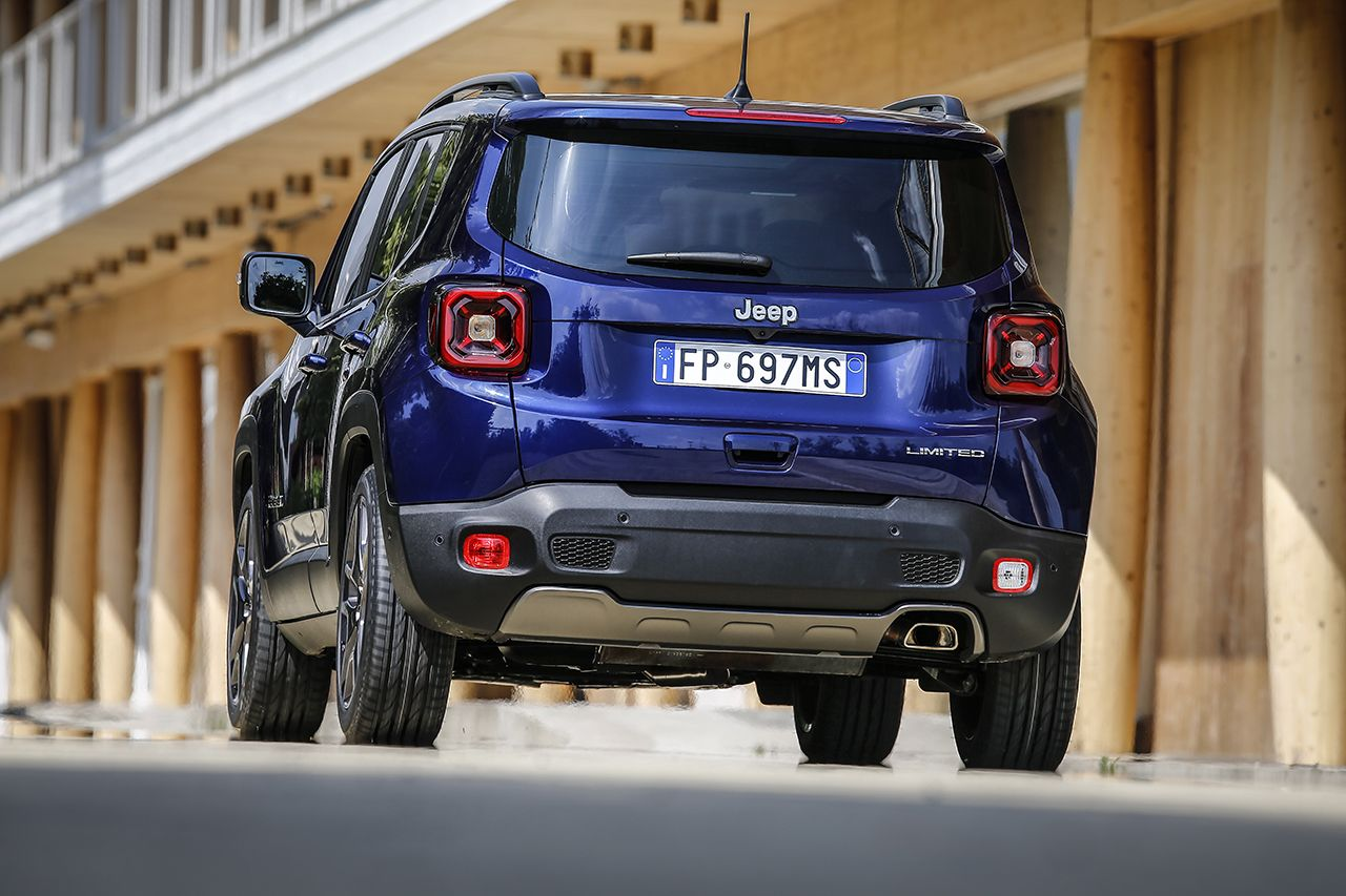 Jeep Renegade Limited 2019 facelift 14