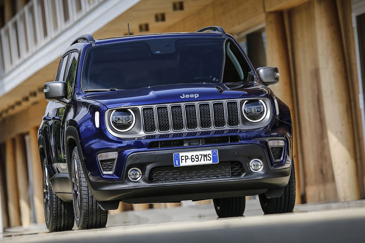 Jeep Renegade Limited 2019 facelift 15