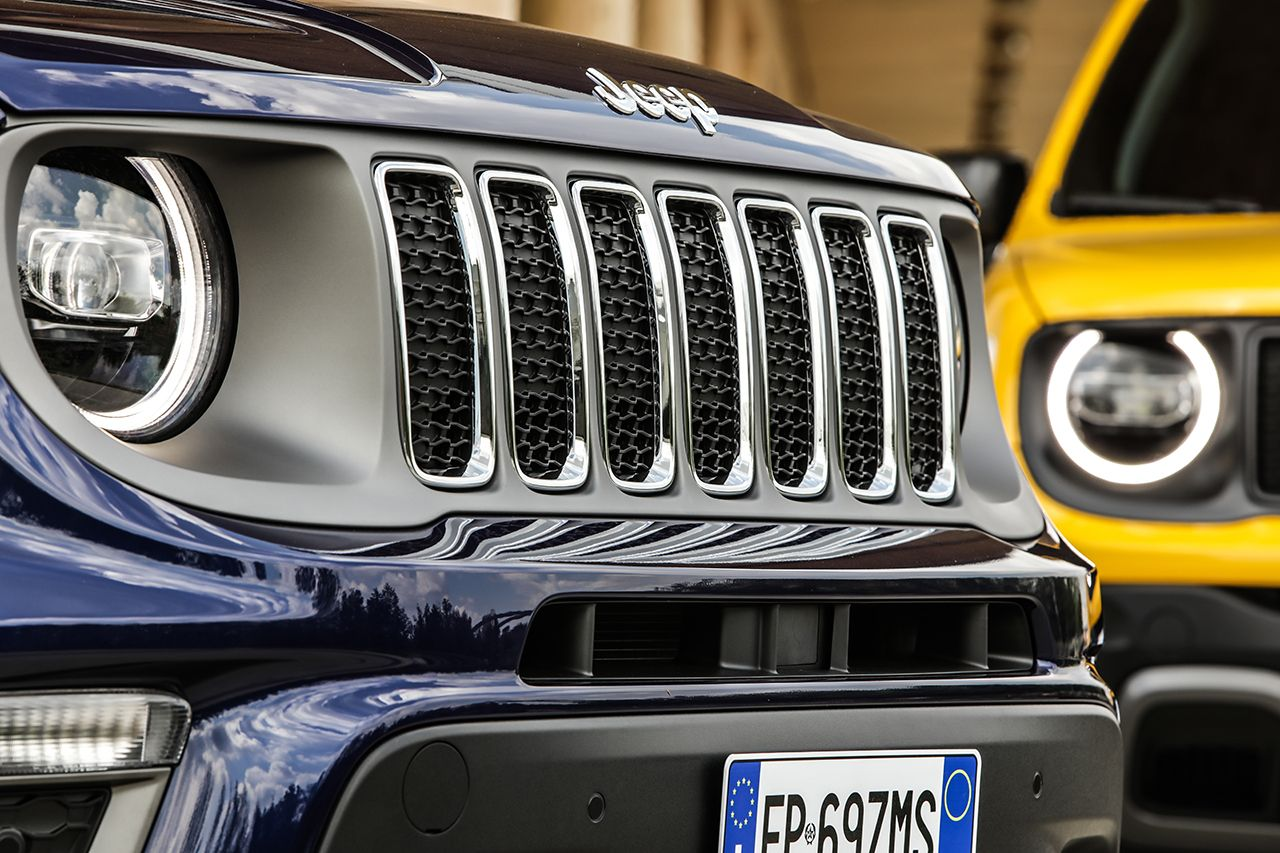 Jeep Renegade Limited 2019 facelift 2