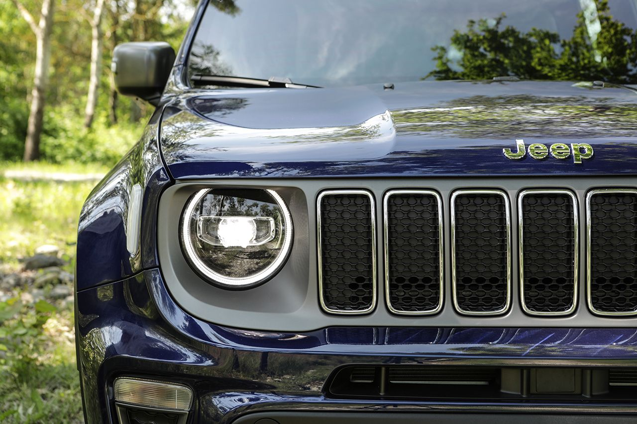 Jeep Renegade Limited 2019 facelift 21