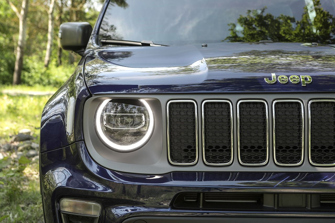 Jeep Renegade Limited 2019 facelift 22