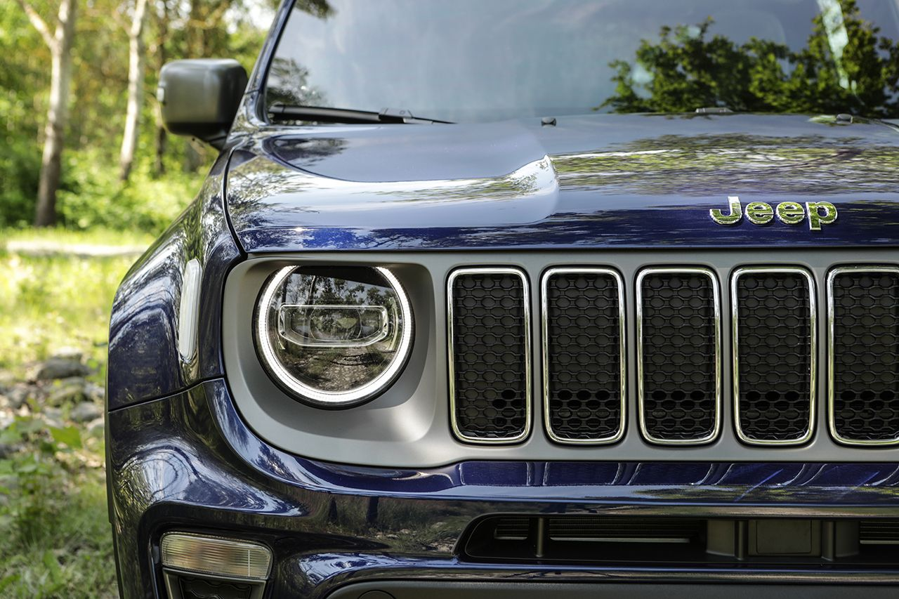 Jeep Renegade Limited 2019 facelift 23