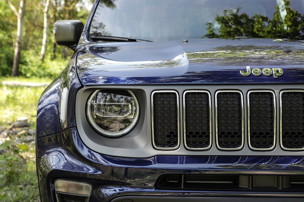 Jeep Renegade Limited 2019 facelift 24