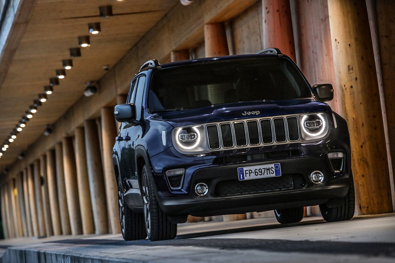 Jeep Renegade Limited 2019 facelift 5