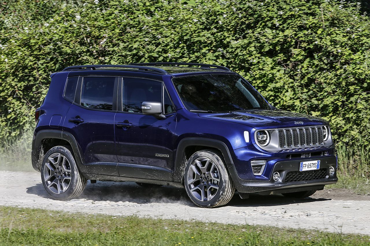 Jeep Renegade Limited 2019 facelift 6