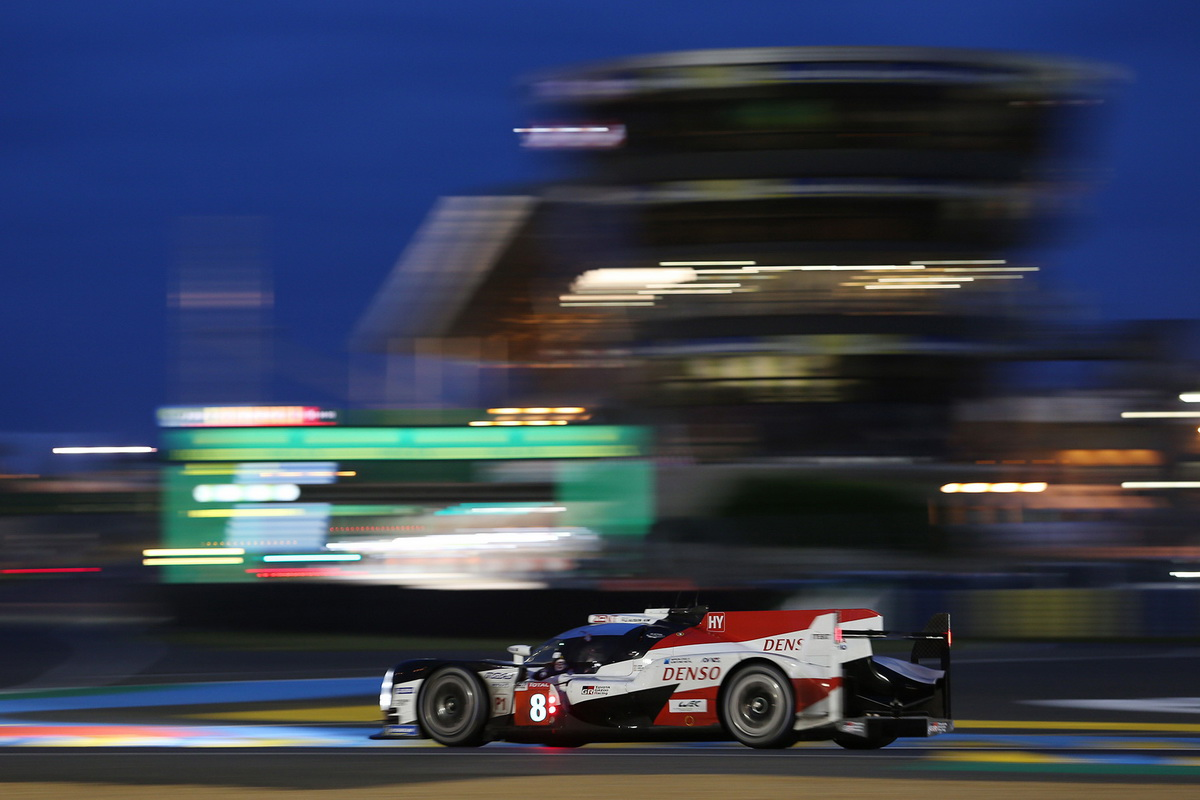 Toyota Le Mans victory 2018 10