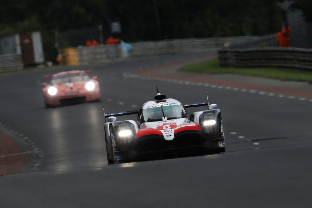 Toyota Le Mans victory 2018 14