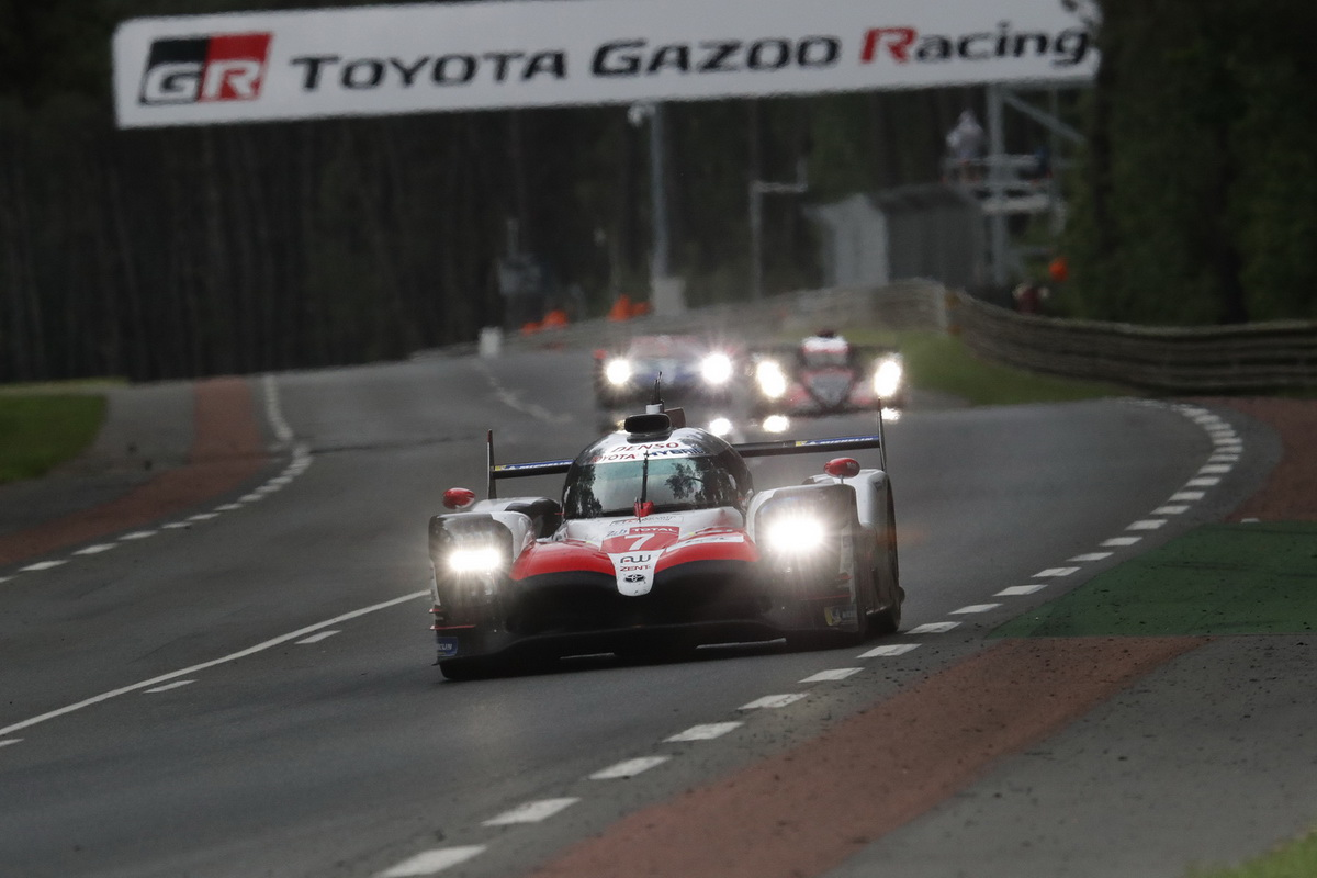 Toyota Le Mans victory 2018 15