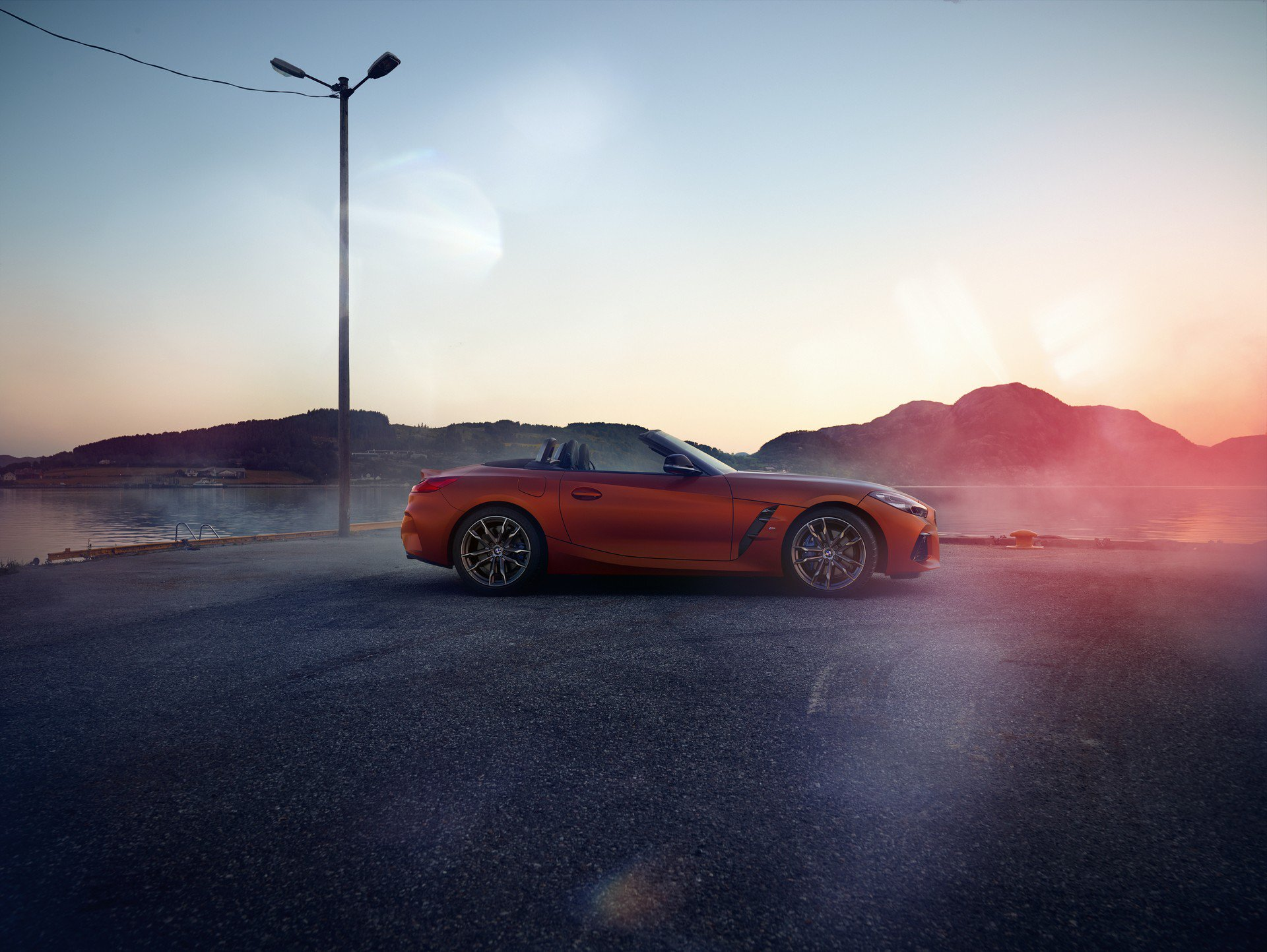 BMW Z4 2019 first images 0