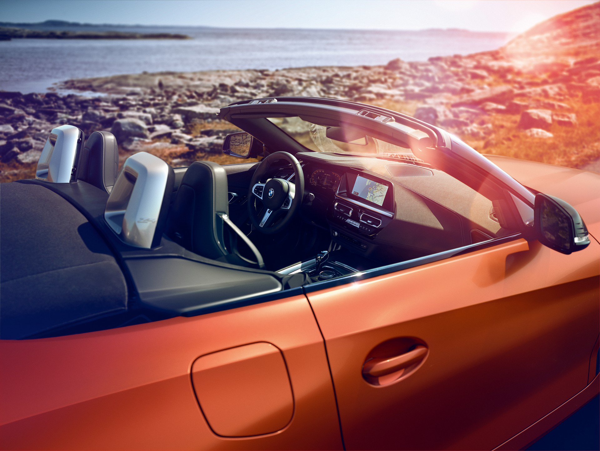 BMW Z4 2019 first images 3