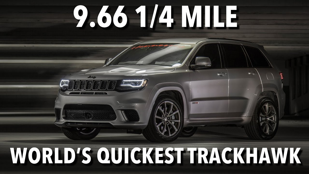 Hennessey Jeep Trackhawk HPE1200 24