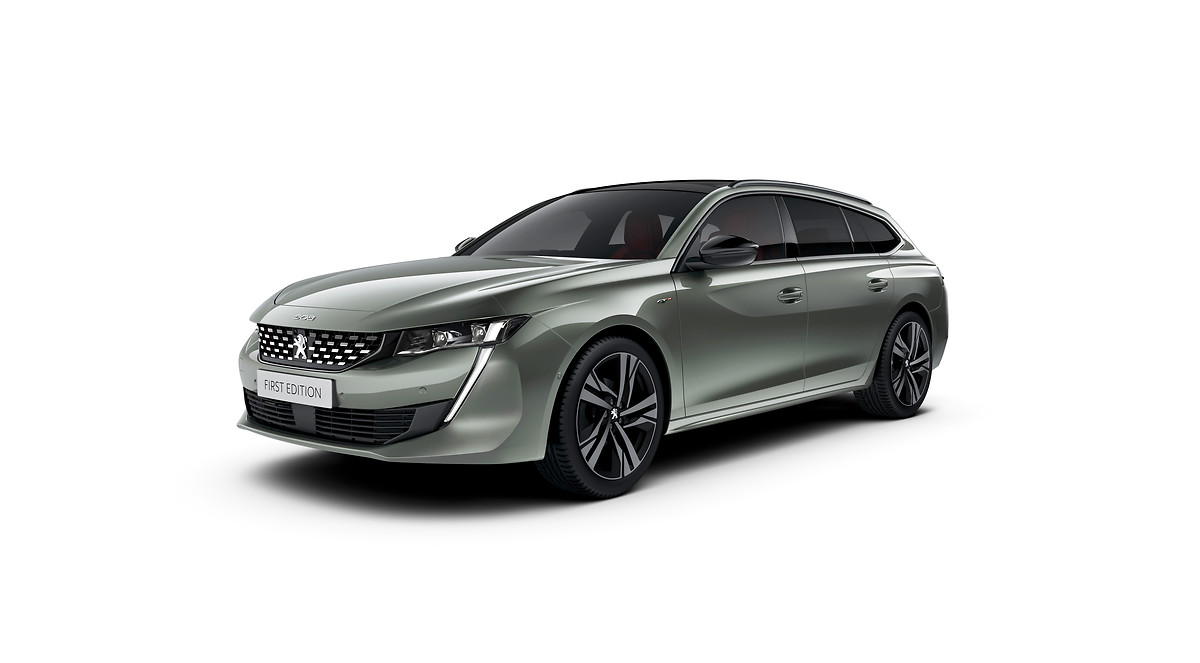 Peugeot 508 SW First Edition 2018 0