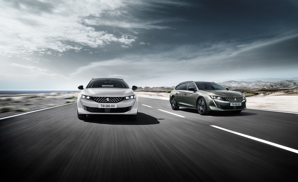 Peugeot 508 SW First Edition 2018 10