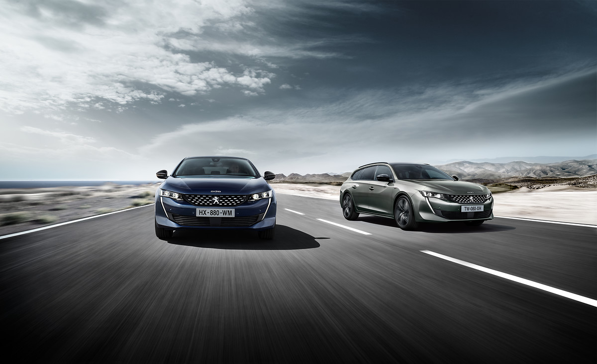 Peugeot 508 SW First Edition 2018 11
