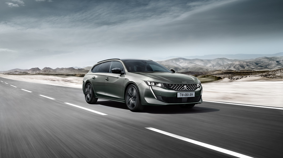 Peugeot 508 SW First Edition 2018 12