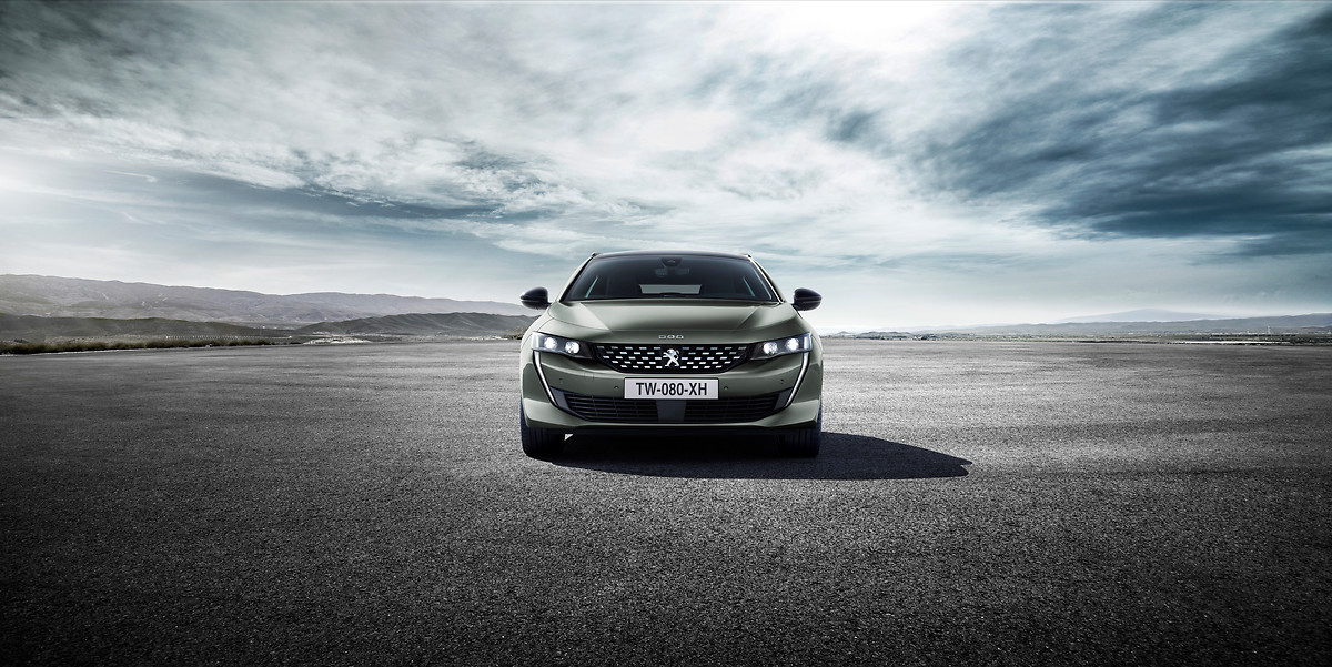 Peugeot 508 SW First Edition 2018 13