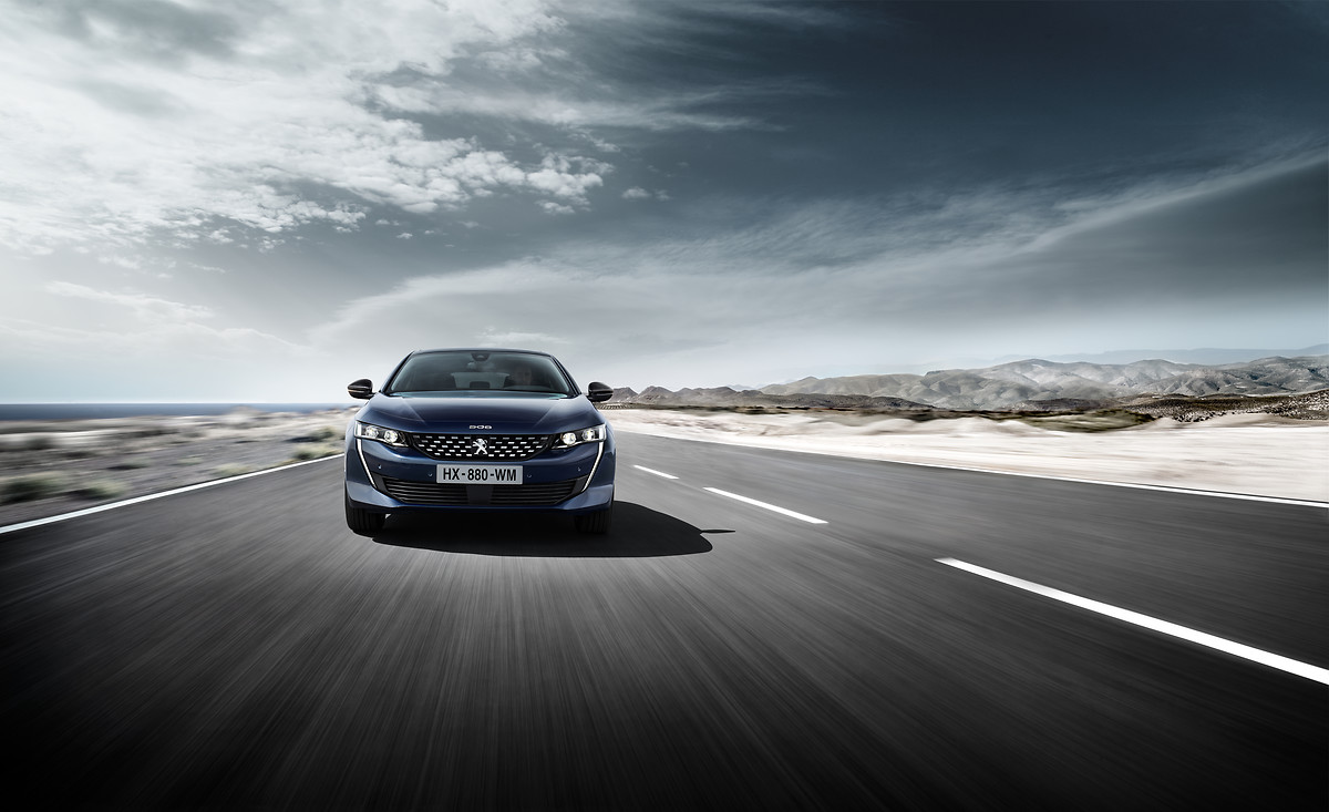 Peugeot 508 SW First Edition 2018 14