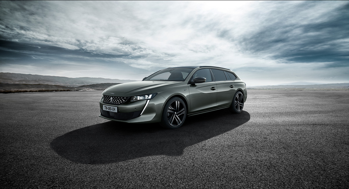 Peugeot 508 SW First Edition 2018 15