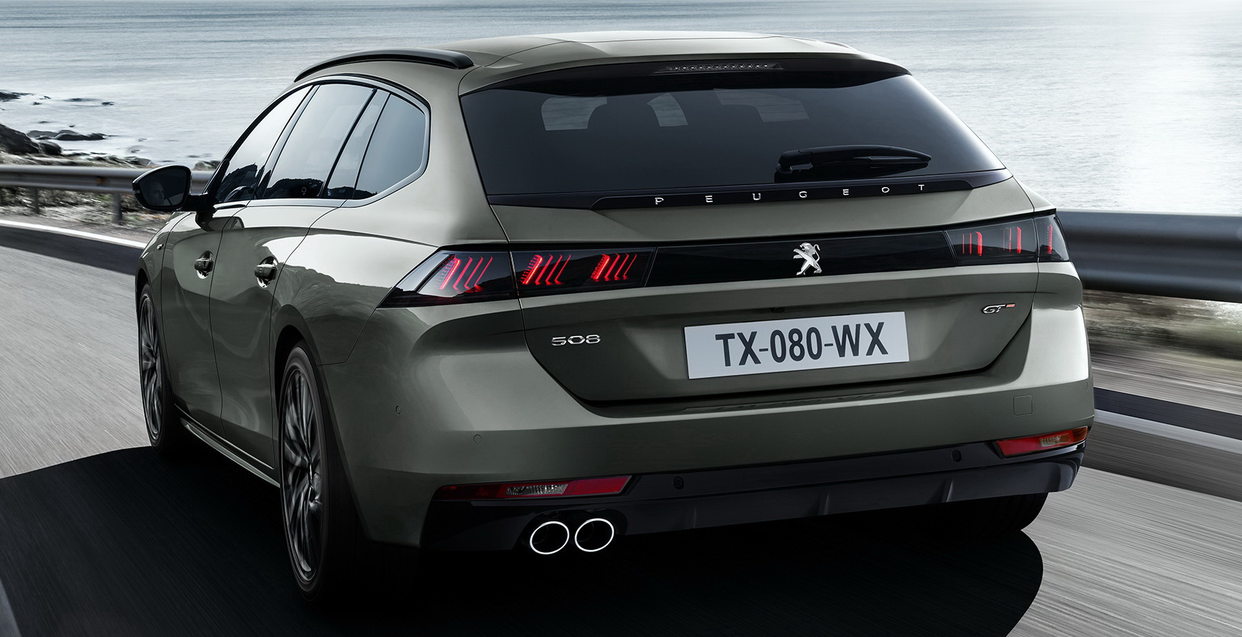 Peugeot 508 SW First Edition 2018 18