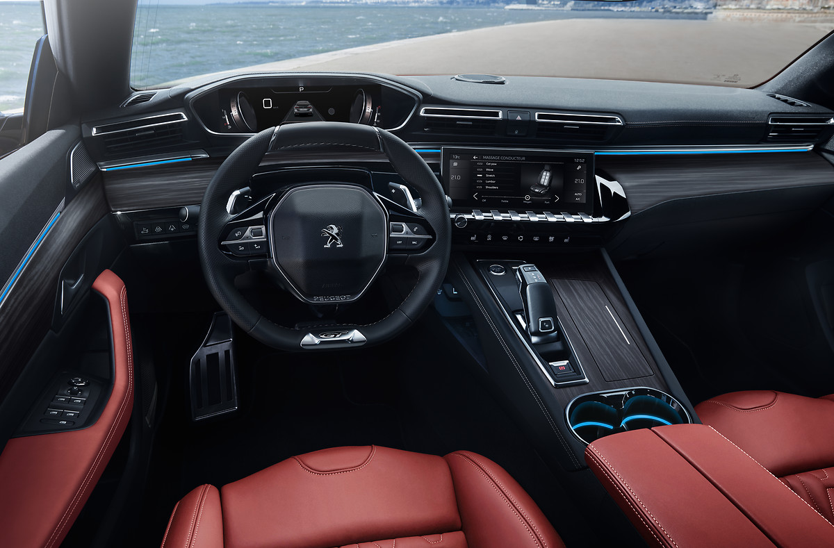 Peugeot 508 SW First Edition 2018 9