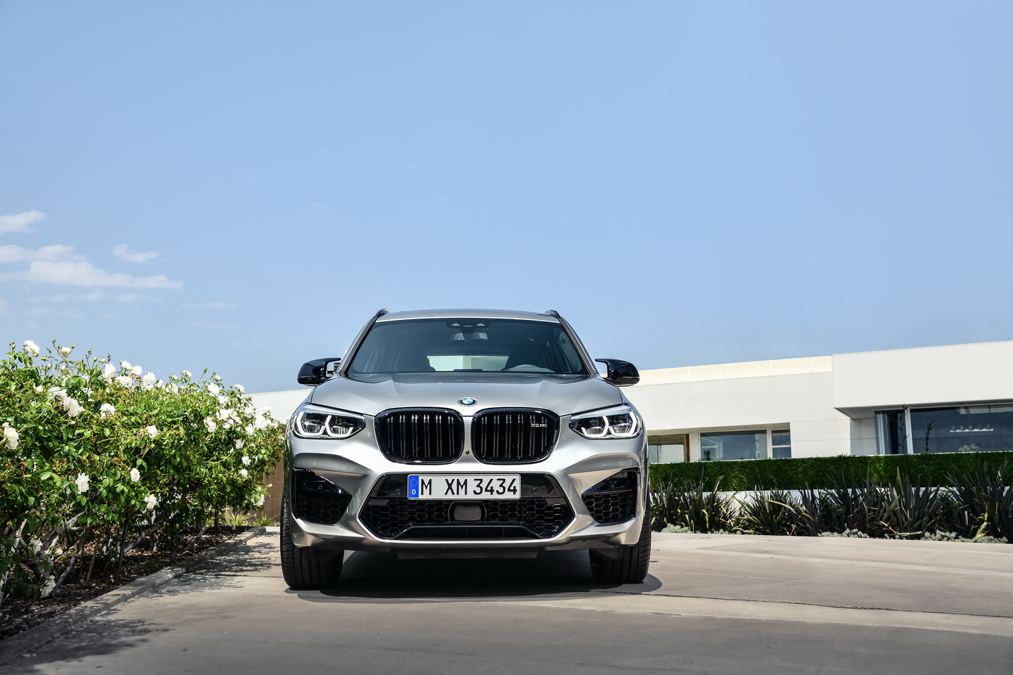 New 2019 BMW X3 X4 M Competition 1